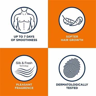 Veet Men In Shower Hair Removal Cream 150ml