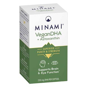 Minami VeganDHA 60 Pack