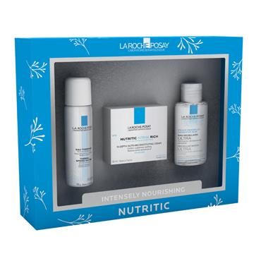 La Roche Posay Nutritic 3 Piece Set