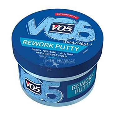 VO5 Extreme Style Texture ReWork Putty 150ml