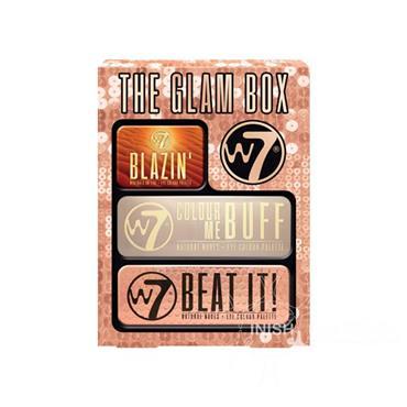 W7 Glam Box 3 Piece Set