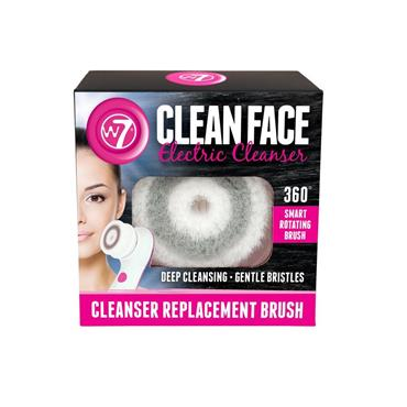 W7 Electric Face Cleaner Refills