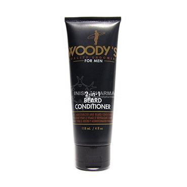 Woodys For Men 2 In 1 Beard Conditioner 118ml