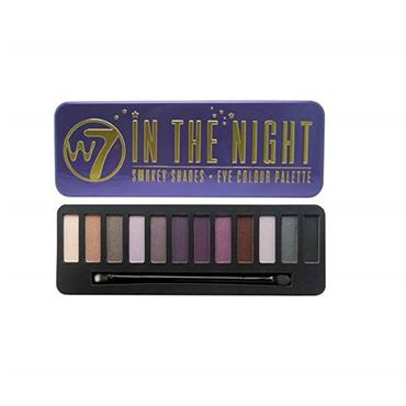 W7 In The Night Eye Palette