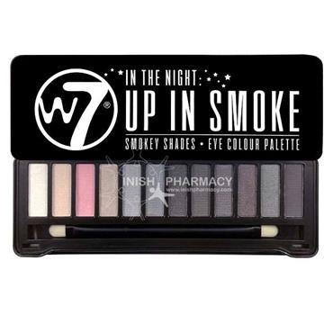 W7 In The Night Up In Smoke Eye Palette