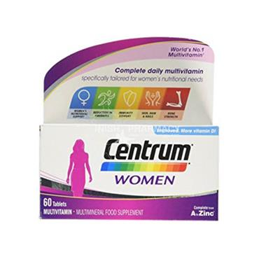 Centrum Women Multivitamins 60 Pack