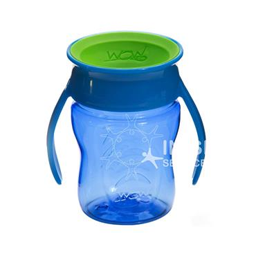 Wow Cup Baby Drinking Cup - Blue