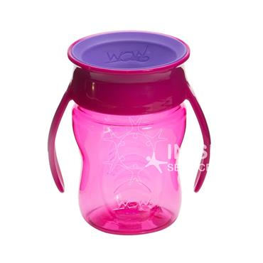 Wow Cup Baby Drinking Cup - Pink