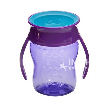 Wow Cup Baby Drinking Cup - Purple