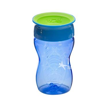 Wow Cup Kids Drinking Cup - Blue