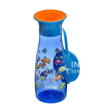 Wow Cup Mini Drinking Cup - Blue