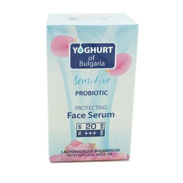 Biofresh Yoghurt of Bulgaria Sensitive Probiotic Protecting Face Serum SPF20 35ml