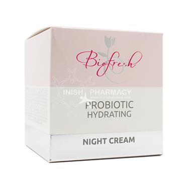 Biofresh Yoghurt of Bulgaria Sensitive Probiotic Anti-Wrinkle Night Cream 50ml