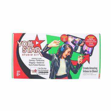You Star Content Creator Studio Video Kit