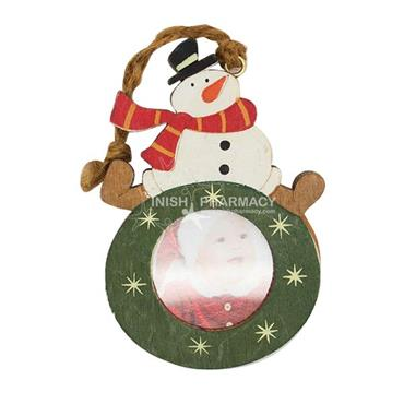 Zep Christmas Ornament Small - Snowman