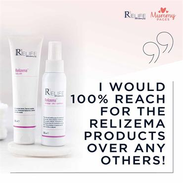 Relife Relizema Baby Care Skin Barrier Cream 100ml