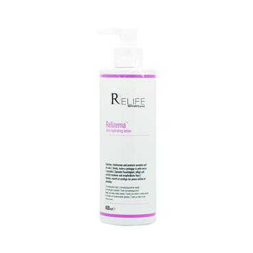 Relife Relizema Ultra Hydrating Lotion 400ml