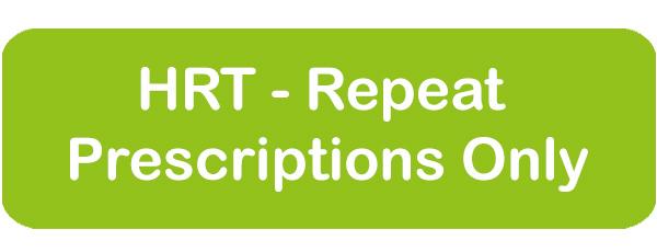 HRT Repeat Prescriptions