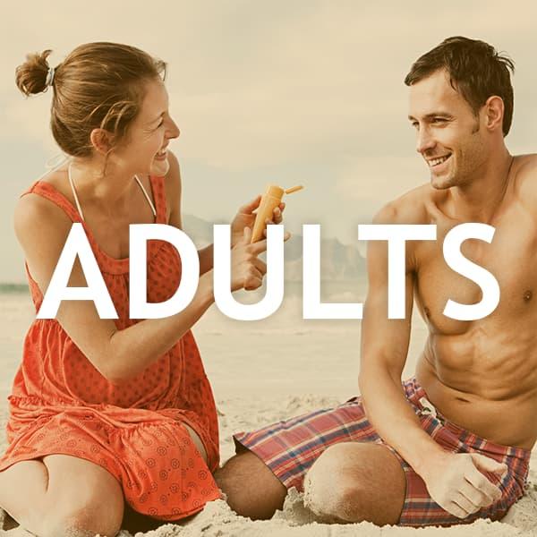 Adults Suncream