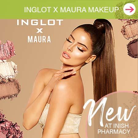 Inglot x Maura
