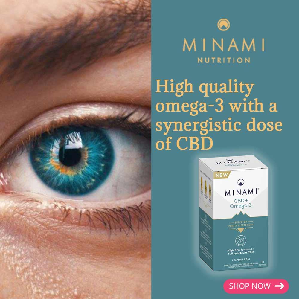 Minami CBD Omega 3