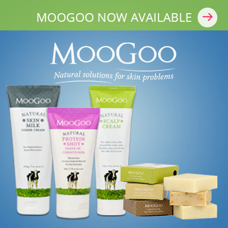 MooGoo now in stock