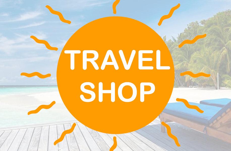 travel shop