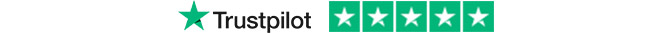 We are rated excellent on Trustpilot