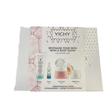 VICHY REVITALISE YOUR SKIN WITH A ROSY GLOW FOR MATURE SKIN SET