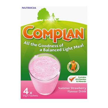 COMPLAN FLAVOURED STRAWBERRY 4