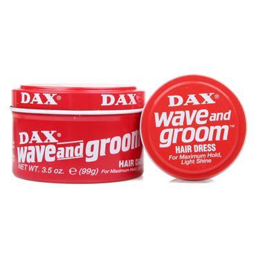 DAX WAVE & GROOM HAIR DRESS