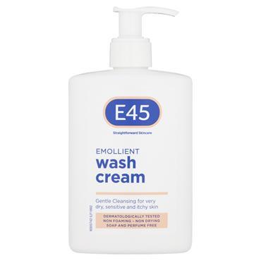 E45 WASH 250ML