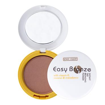 EASY BRONZE SHEER COPPER INSTANT TAN BRONZING POWDER