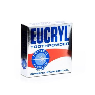 EUCRYL SMOKERS TOOTH POWDER ORIGINAL