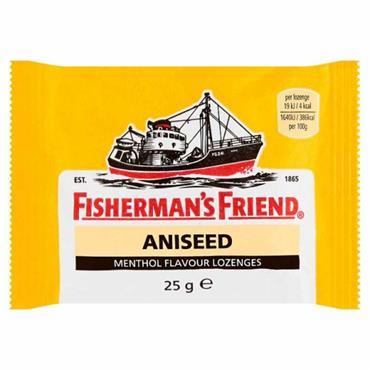 FISHERMANS FRIEND ANISEED LOZENGES