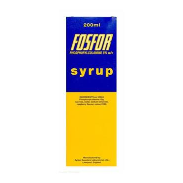FOSFOR SYRUP TONIC 200ML
