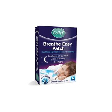 BREATHE EASY PATCH 6PATCH