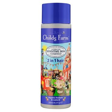 CHILDS FARM 2 IN 1 SHAMPOO AND CONDITIONER 250ML