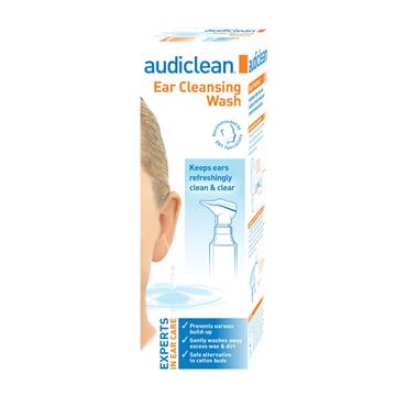 AUDICLEAN EAR WASH 115ml