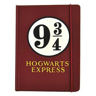 HARRY POTTER A5 NOTEBOOK HOGWARTS EXPRESS