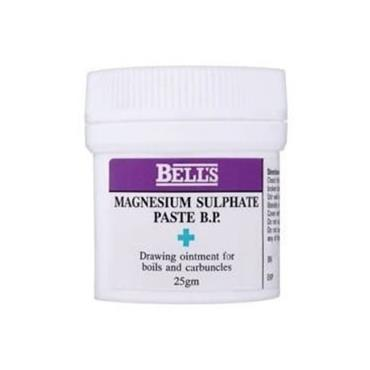 MAGNESIUM SULFATE PASTE 25G PH ONLY
