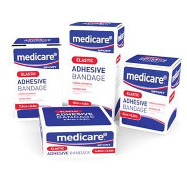 MEDICARE ELAST ADH BANDAGE 2.5