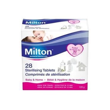 MILTON STERILISING FLUID CAPSULES