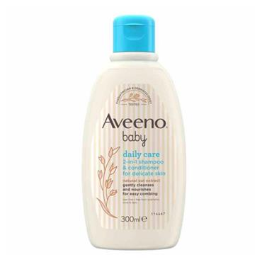 AVEENO BABY DAILY CARE 2IN1 SHAMPOO AND CONDITIONER 300ML
