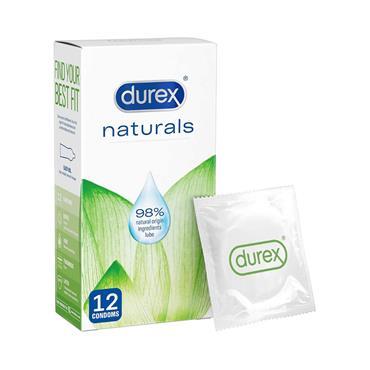 DUREX NATURALS FOR HER