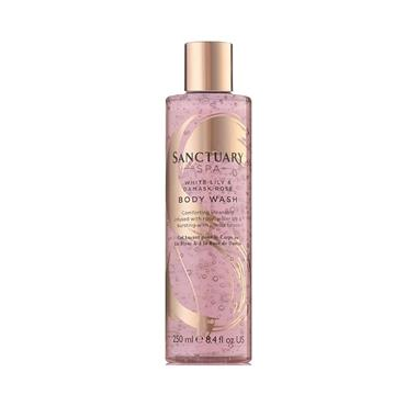 SANCTUARY SPA COMFORTING WHITE LILY AND DAMASK ROSE SHOWER