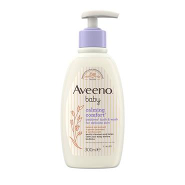 AVEENO BABY CALMING WASH 300ML