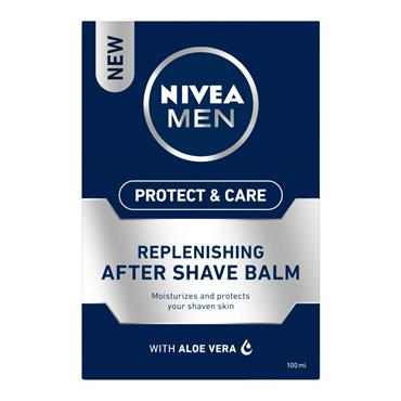 NIVEA FOR MEN AFTERSHAVE BALM REPLENISHING