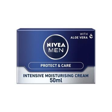 NIVEA MEN INTENSIVE MOISTURISING CREAM 50ML