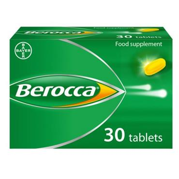 BEROCCA FILM COATED TABLETS